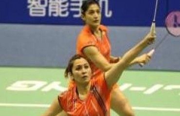 Jwala/Ashwini win in straight games to enter the pre-quarters of India GPG