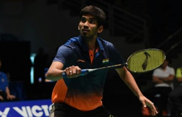 Srikanth, Jwala/Ashwini in quarters, Sindhu ousted from India GPG