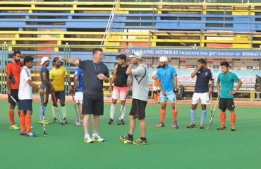 Coach Stacy upbeat about Mumbai's turnaround in HIL