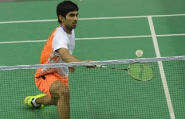 Srikanth, Jwala/Ashwin, Akshay/Pranaav enter semi-finals of the India GPG