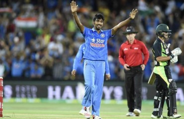 Bumrah looks really good to me, find of the tour: Dhoni