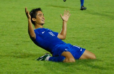 Sunil Chhetri turns 31, wishes pour in from all quarters