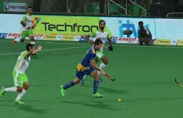 Delhi Waveriders lose to Punjab Warriors 2-5 in HIL