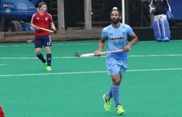 Hockey skipper Sardar Singh denies engagement with UK woman