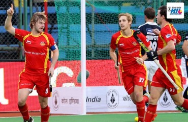 Mumbai stun Ranchi Rays 7-5 to register first win of HIL