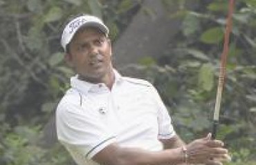 Golfer Chawrasia finishes tied 5th, Gangjee joint 15th in Myanmar