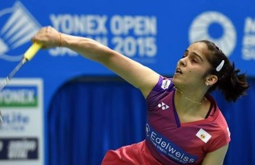 Saina pulls out of the Badminton Asia Championship due to injury