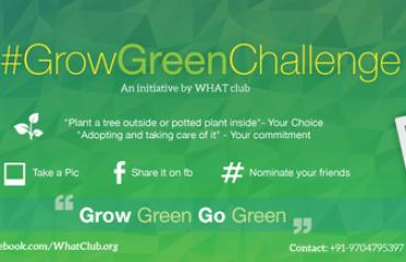 Badminton stars plant saplings, join Grow Green Challenge