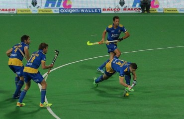 Punjab enter semis after exciting draw with Kalinga in HIL encounter
