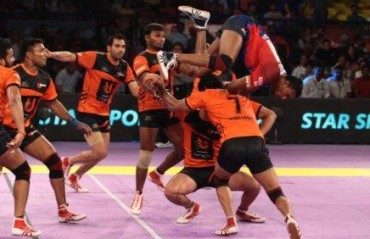 There is no stopping U Mumba, 8 consecutive wins