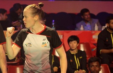 Spending too much time on court affects the intensity, says Kamilla on Indian doubles shuttlers