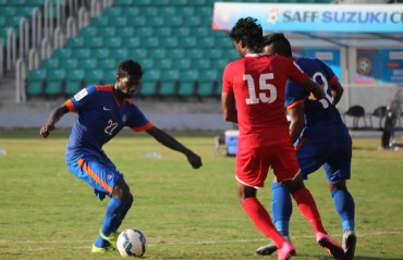 #TFGinterview - Every game is important, says Rowlin Borges; recalls SAFF Championship win