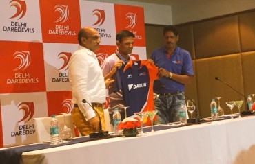 Dravid excited to lead young Delhi Daredevils team