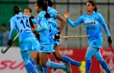 Indian women's hockey team down Scotland 3-0