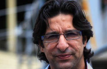 Wasim Akram escapes unhurt after two men open fire at his car in Karachi