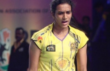 Sindhu enters quarters, Srikanth and Kashyap exit German GPG
