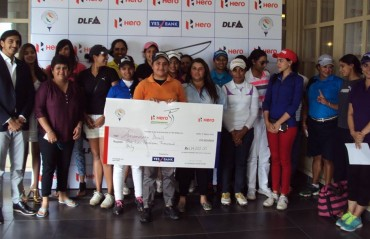 Woman golfer Amandeep bags season's first title