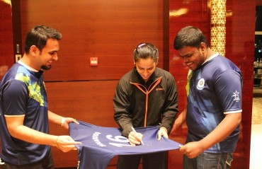 I've been carrying expectations for many years but confident I can do really well, says Saina