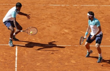 Bopanna/Mergea suffer first round defeat at the Indian Wells ATP Masters
