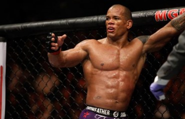 Looking at the return of Hector Lombard