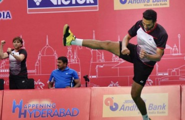 Swiss GPG title gives HS Prannoy hopes of qualifying for Rio Olympics