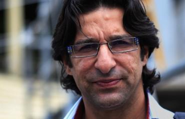 Police probe firing on Wasim Akram's car