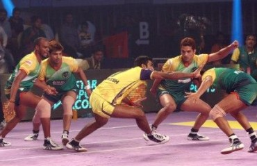 Meraj Shekyh leads Telugu Titans to a historical victory against Patna Pirates