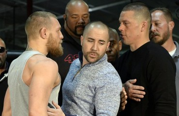 McGregor vs.  Diaz Rematch Confirmed, Aldo to Face Edgar For Interim Title