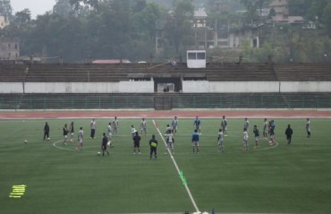 Rain forces Aizawl to cancel practice session, Lajong raring to make a comeback in NE Derby