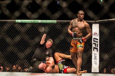 Ovince Saint Preux Replaces Daniel Cormier, Will Face Jon Jones at UFC 197