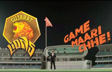 #GameMarriChhe: IPL team Gujarat Lions release their official anthem