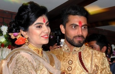 Ravindra Jadeja's wedding card goes viral on twitter, take a look