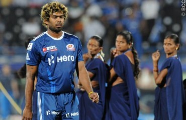 Malinga's injury remains a concern for the Mumbai Indians ahead of IPL-9
