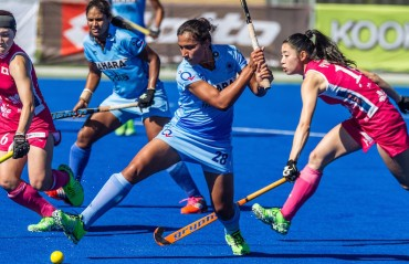 Japan down Indian Eves in hard fought encounter at Hawke's Bay Cup