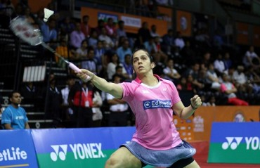 Saina & Sindhu storms into the QF of Malaysia Open SSP
