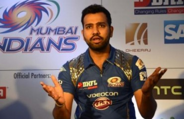 As a leader, I would like to step up and perform in every game: Rohit Sharma