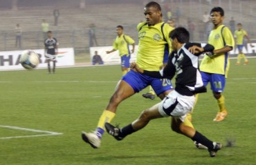 Army defeat BNR; Aryan and Samity play out goalless draw