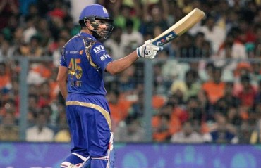 I enjoy finishing the match for my team, says MI skipper Rohit Sharma
