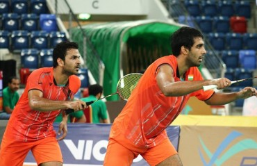 It's curtains for Indian shuttlers at the Singapore Open SS