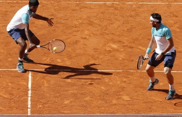 Murray/Soares dump Bopanna/Mergea in quarters of Monte-Carlo Masters