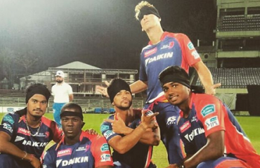 Mishra, De Kock hand Delhi Daredevils their first win