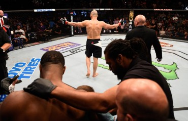 UFC Fight Night Tampa Results: Teixeira Knocks Out Rashad Evans