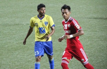 Dias does it for Mumbai: gets goal & assist to help them beat Lajong 2-1, get ahead in relegation race