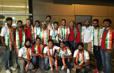 Indian team return with silver from Sultan Azlan Shah Cup