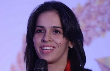 Saina Nehwal spends time on Twitter interacting with fans!