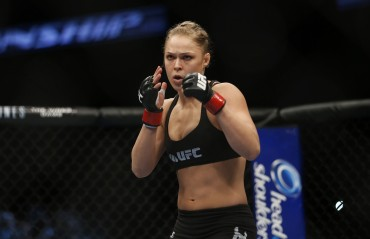Ronda Rousey In the plans for historic New York event of UFC