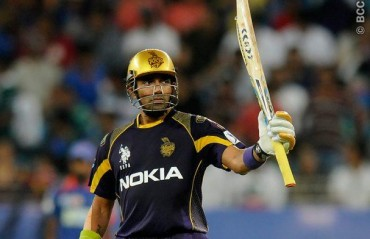 MATCH REPORT: Uthappa fifty, spinners seal the deal for KKR