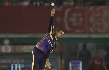 Thrilled to be back, love the way the KKR boys rally around me: Narine