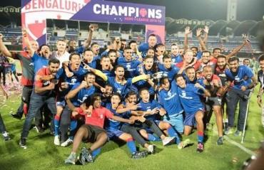Siliguri Blues: night of coronation turns sour for Champions as Bagan embarrass Bengaluru 5-0