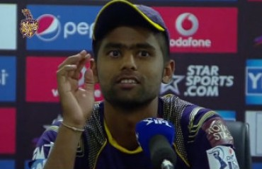 Want to finish games for Kolkata Knight Riders, says Suryakumar Yadav